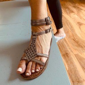 Children's Sam Edelman gladiator sandal sz. 4